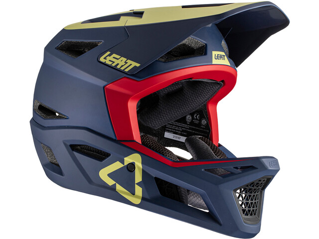 Leatt DBX 4.0 DH Helmet sand